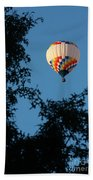 Balloon-6992 Beach Towel