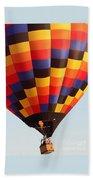 Balloon-color-7277 Beach Towel