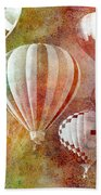 Balloons 3 Beach Towel