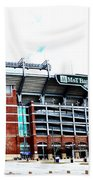 Baltimore Ravens - M And T Bank Stadium Beach Towel