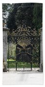 Bamberg Gate Beach Towel