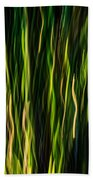 Bamboo In Motion Beach Towel