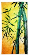 Bamboo Magic Beach Towel