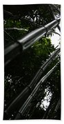 Bamboo Skies 4 Beach Towel