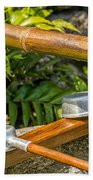 Bamboo Spout Beach Towel