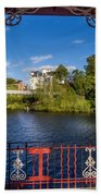 Bandstand View Beach Towel