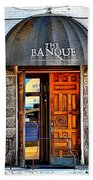 Banque Beach Towel