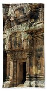 Banteay Srei Temple 01 Beach Towel
