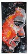 Barack Obama Beach Towel