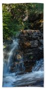 Baring Falls Beach Towel