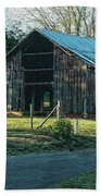 Barn 1 - Featured In Old Building And Ruins Group Beach Towel
