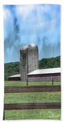 Barn 28 - Featured In Old Buildings And Ruins Group Beach Towel