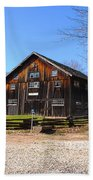 Barn At Billie Creek Village Beach Towel