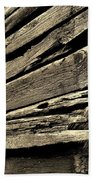 Barnwood Beach Towel
