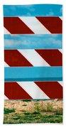 Barrier Beach Towel