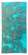 Barrier Reef Beach Towel