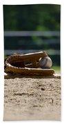 Baseball - America's Game Beach Towel