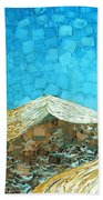 Basking Beach Towel
