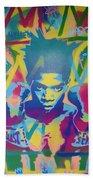 Basquiat Beach Towel
