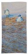 Bath Time Original For Sale  Beach Towel