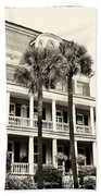 Battery Carriage House Inn Beach Towel