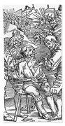 Battlefield Surgeon, 1540 Beach Towel