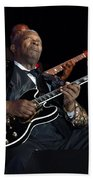 B.b. King Beach Towel