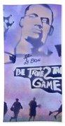 Be True 2 The Game 1 Beach Towel