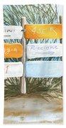 Beach 151 Beach Towel