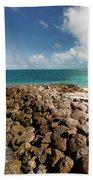Beach At Atlantis Resort Beach Towel