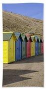 Beach Chalets - Whitby Beach Towel