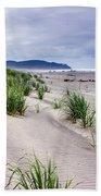 Beach Grass Beach Towel by Robert Bales