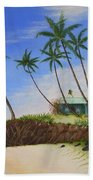 Beach House Beach Towel
