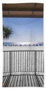 Beach Patio Beach Towel