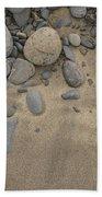 Beach Rocks Beach Towel