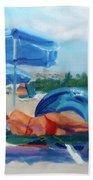 Beach Siesta Beach Towel
