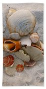 Beach Treasures Beach Towel