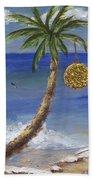 Beachy Christmas Beach Towel