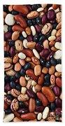 Beans Beach Towel