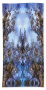 Beast In The Sacred Forest Beach Towel