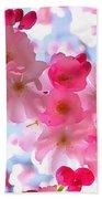 Beautiful Blooms Beach Towel