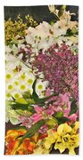 Beautiful Blooms Beach Towel