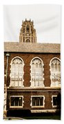 Beautiful Chicago Structures 3 Beach Towel