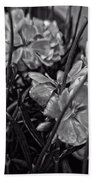 Beautiful Floral Blossoms Beach Towel by Doc Braham