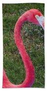 Beautiful In Pink Beach Towel
