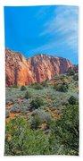 Beautiful Kolob Canyon Beach Towel