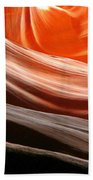 Beautiful Sandstone Layers Beach Towel