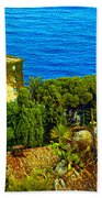 Beautiful Sicily Beach Towel