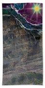 Beautiful Star Beach Towel by Augusta Stylianou