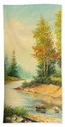 Beautiful Wild  Beach Towel